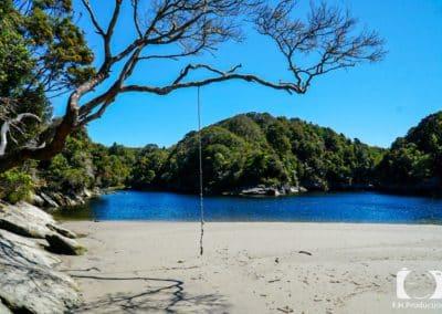 Sandstrand - Neuseeland